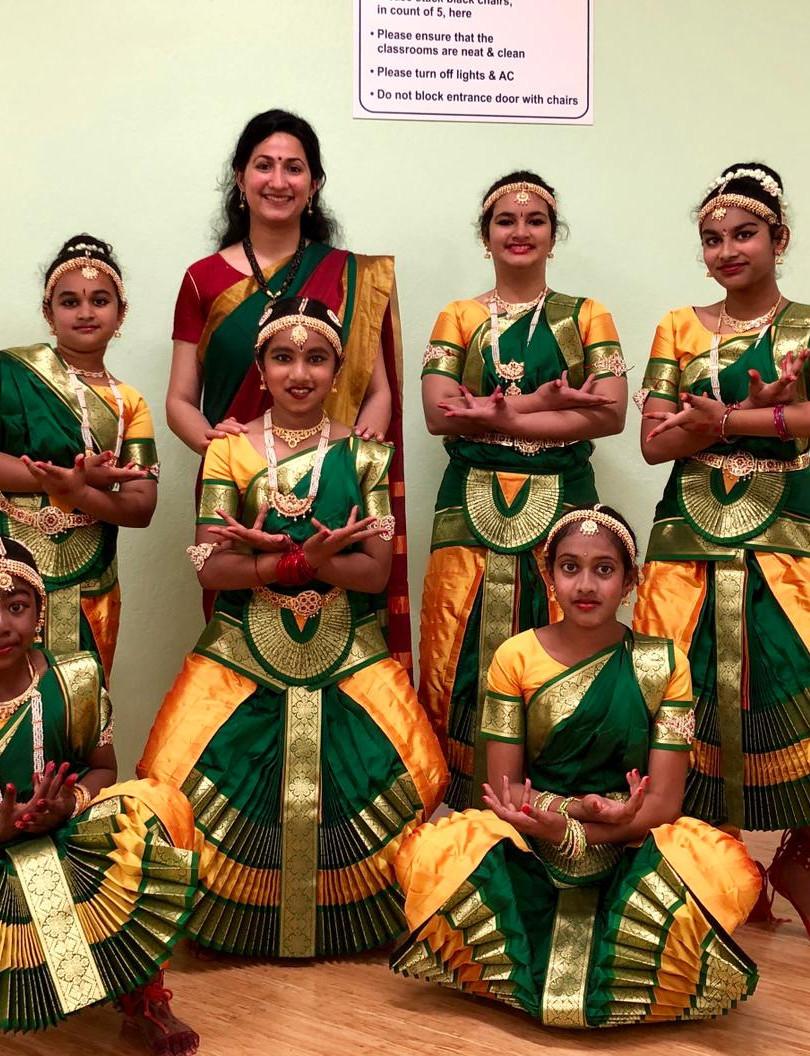 Intermediate Students - Annual Showcase at Shirdi Sai Parivar - 2019
