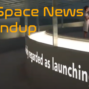Weekly Space News Roundup for 30th May 2021