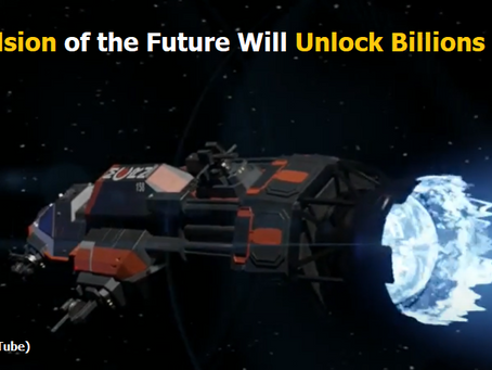 Propulsion of the Future Could Unlock Type 1 Trillions