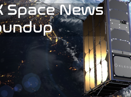 Weekly Space News Roundup for 6th June 2021
