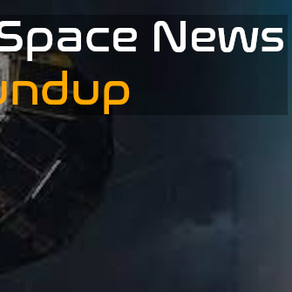 Weekly Space News Roundup for 25th July 2021
