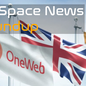 Weekly Space News Roundup for 11th July 2021