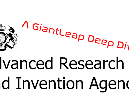 Deep Dive into Advanced Research and Invention Agency