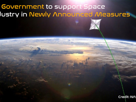 UK Government to Support Space Industry in Newly Announced Measures