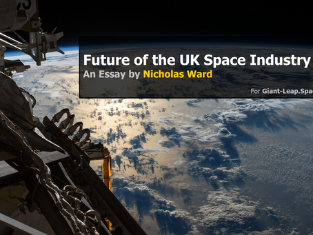 Essay Competition Winner Forecasting the Future of the Space Industry