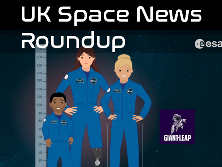 Weekly Space News Roundup for 4th April 2021