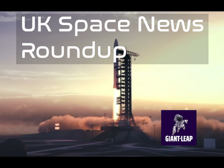 Weekly Space News Roundup for 9th May 2021