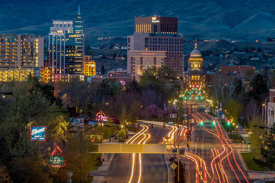 Boise, Support Local