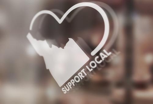 Boise Support Local initiative