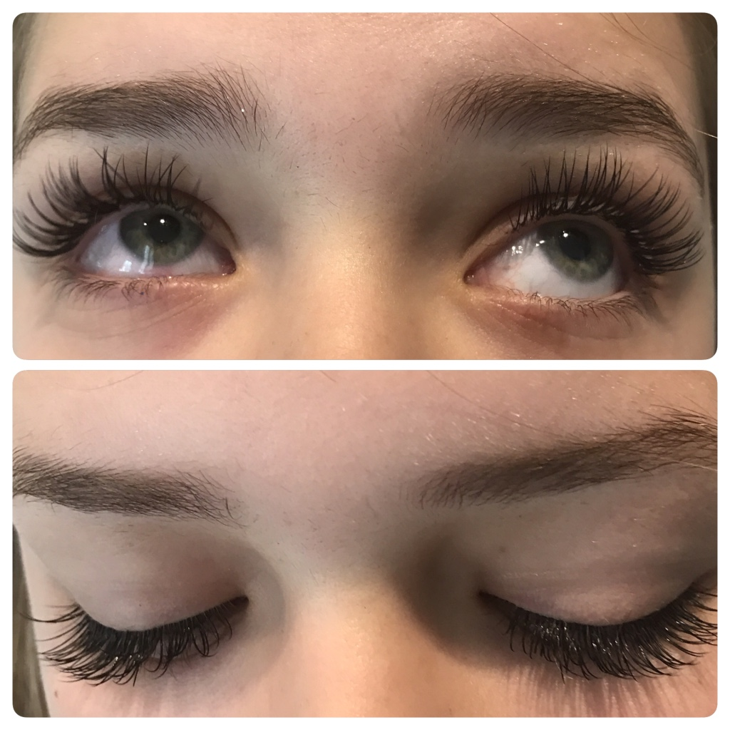 Classic lash length and volume set