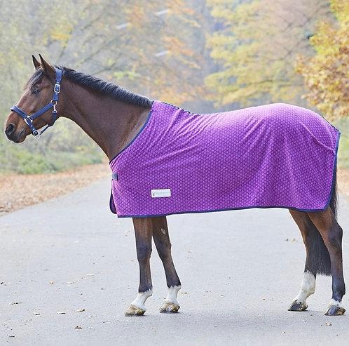Unicorn Hearts Fleece Cooler