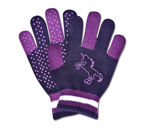 Lucky Unicorn Grippy Gloves