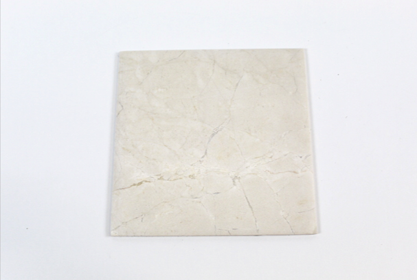 "CREMA MARFIL 12""X12"" HAND HONED"