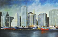 Le Port de New York