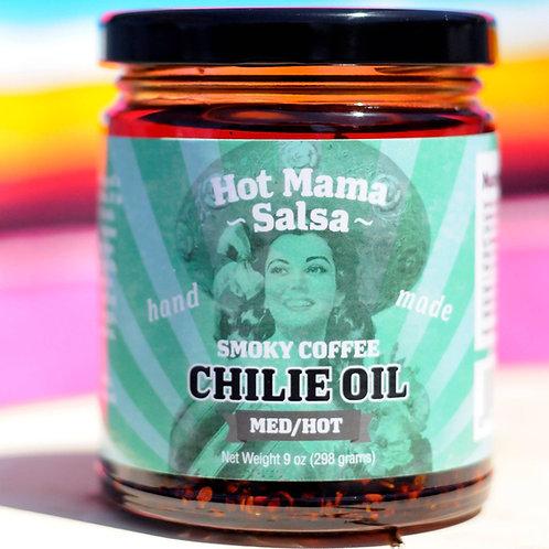 Smoky Coffee Chili Oil