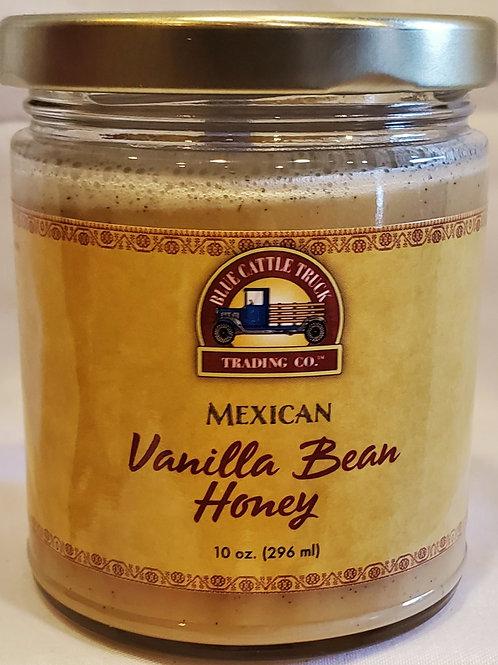 Honey, Vanilla Bean
