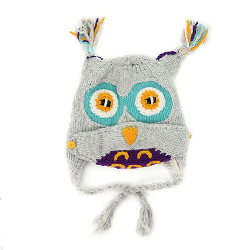 Owl Hat with Mask