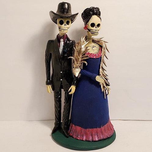 Large Couple