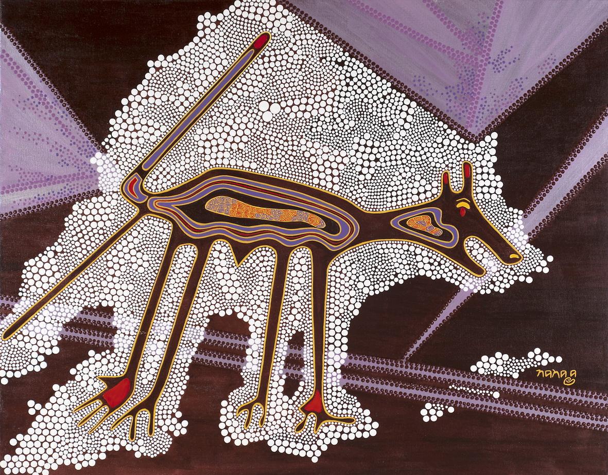 Le chien Nazca