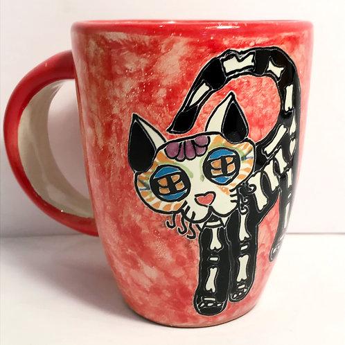 Cat Muertos Mug