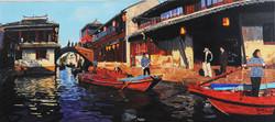 Les pinceaux de Zuonghzu