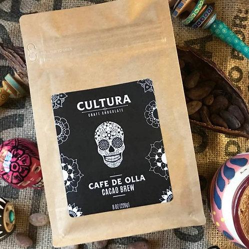 Cafe de Olla,  Cacao Brew