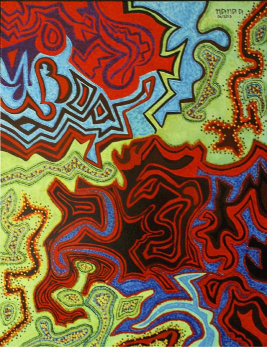 Kaléidoscope Océanien