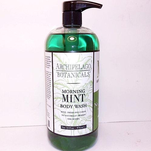Body Wash, Morning Mint