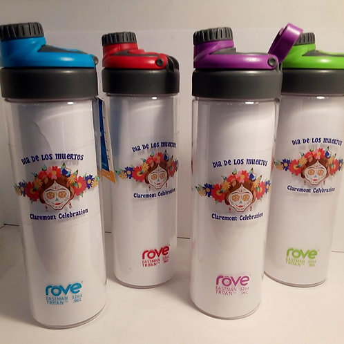 Set of 6 Rove Water Bottles w/ Catrina