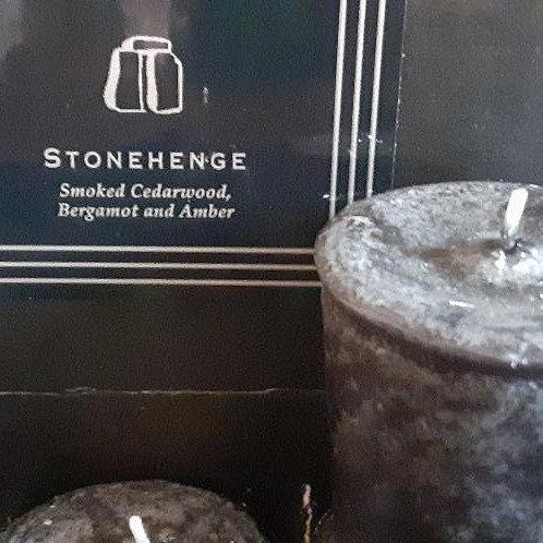Votive candle, Stonehenge