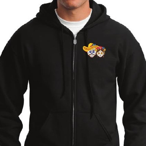 Full-Zip Hoody