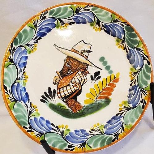 Exclusive plates, Javelina & Cactus