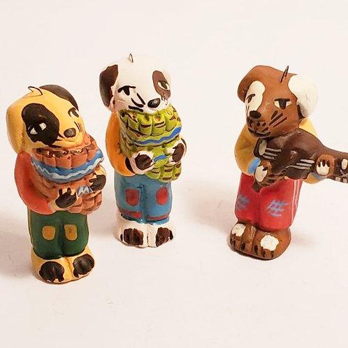 Animal Figurines, Ceramic