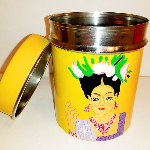 Frida Tin/Tea Box