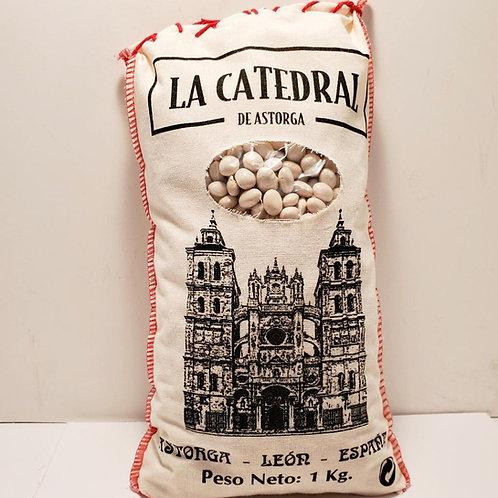 Premium Dried Pocha White Round Beans