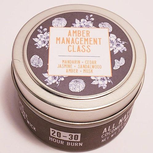 Amber Management Class