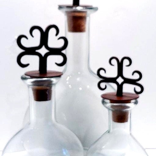 Decanters in 3 sizes