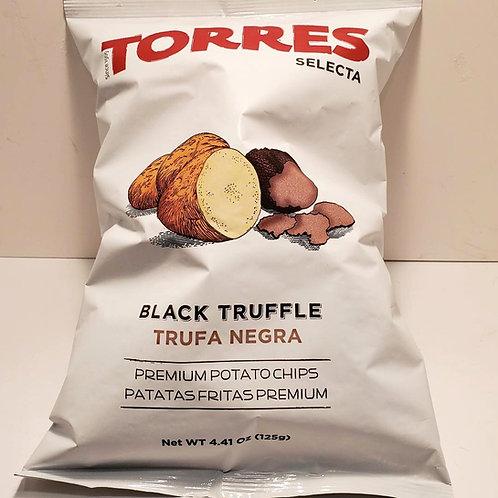 Potato Chips, Black Truffle