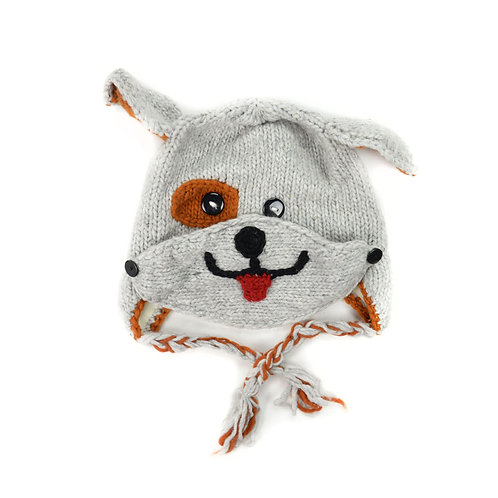 Dog Hat with Mask