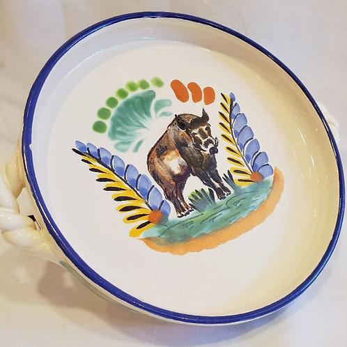 Large Enchilada Plate