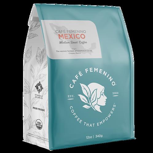 Organic Fair Trade Mexico Whole Bean Coffee