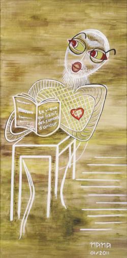 Le vieux qui lisait des romans d'Amo