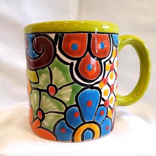 Mug, Talavera