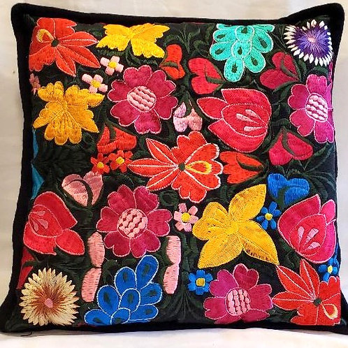 Pillow, Embroidered