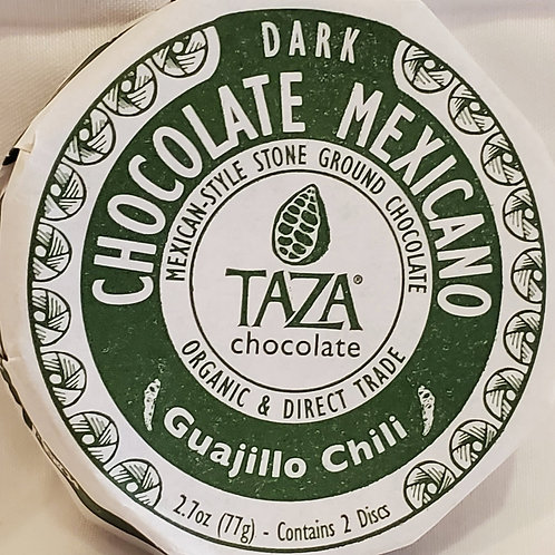 Guajillo Chili  Mexican Chocolate Disc