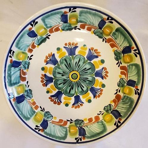 Large flat platter