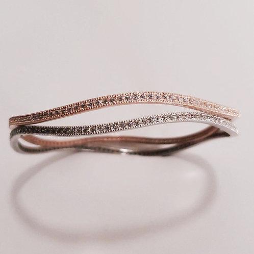 Bracelets with CZ