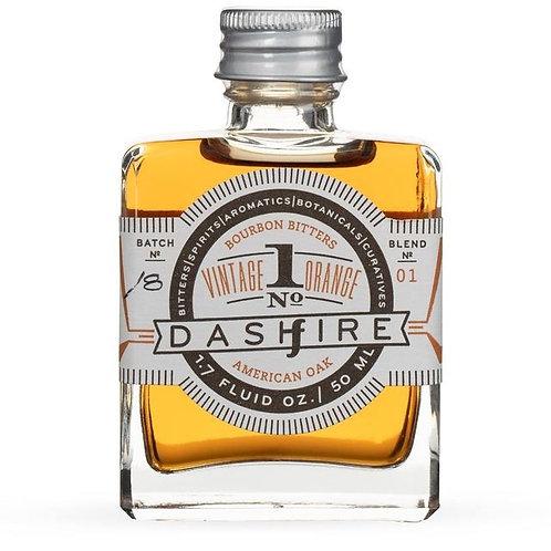 Vintage Orange Bitters, Dashfire