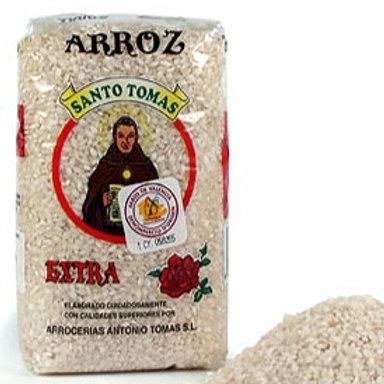Rice 'Extra' Santo Tomas D.O