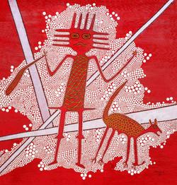 Legend Nazca